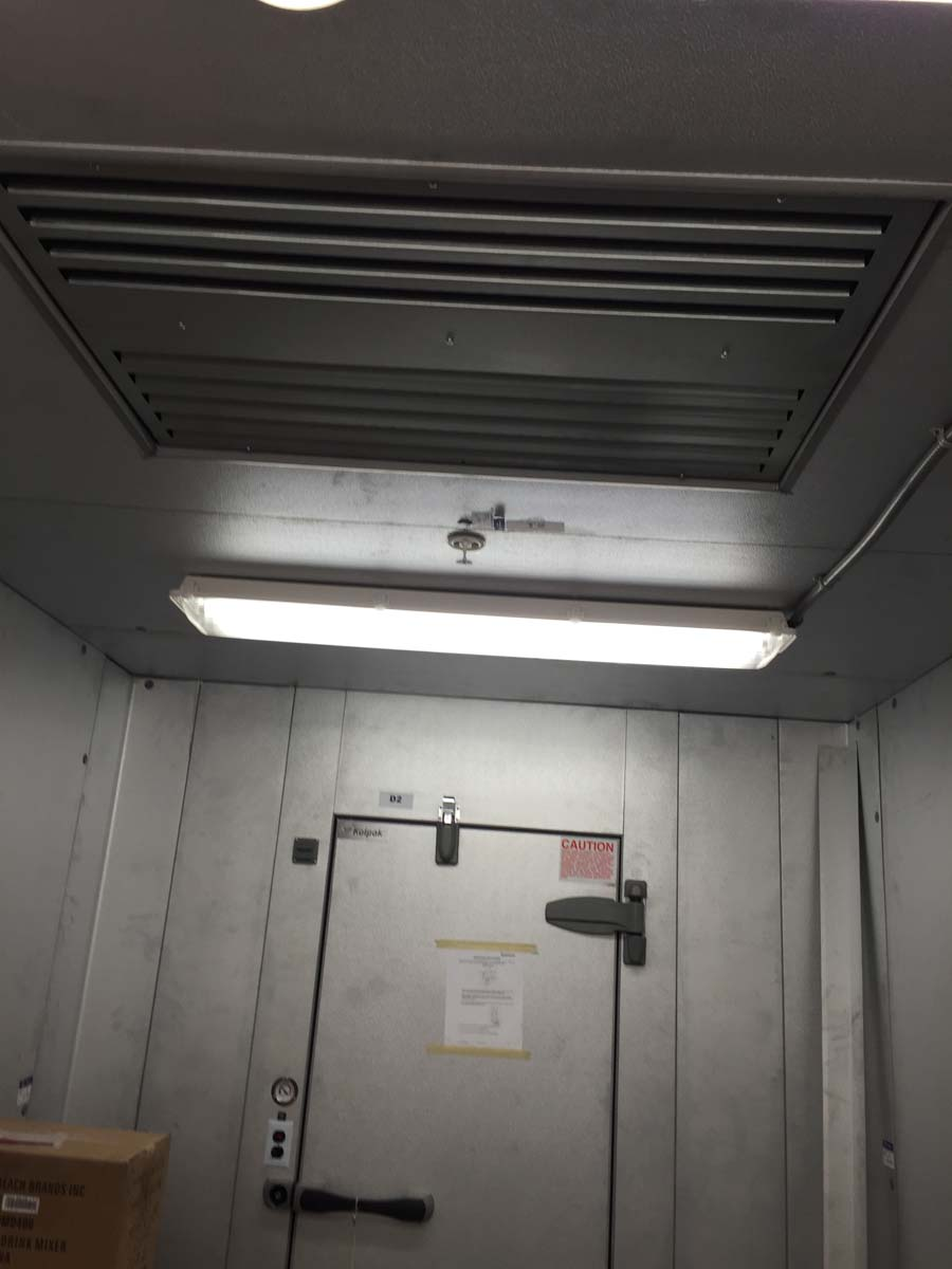 Walk In Cooler Freezer Install Guaranteed Mechanical Inc